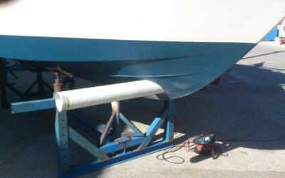 Bowthruster Installation